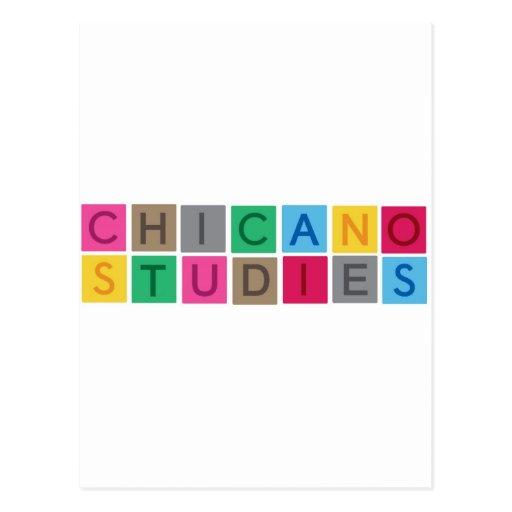 Estudios chicanos postales