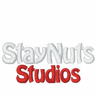 Estudios de StayNuts Polo Bordado