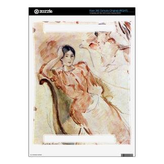 Estudios del retrato de Jeanne Pontillon por Moris Skins Para Xbox 360