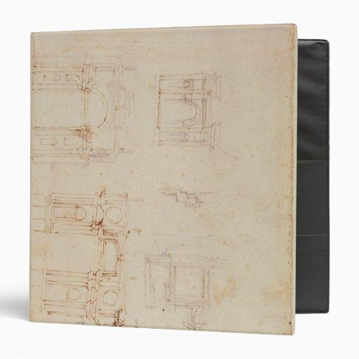 Estudios para la composición arquitectónica