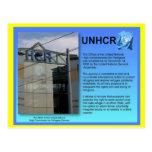 Estudios sociales, ACNUR, Ginebra Tarjetas Postales