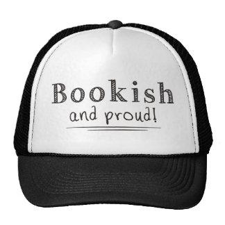 Estudioso y orgulloso gorras