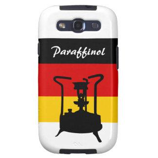 Estufa alemana de la presión de la bandera el | Pa Galaxy S3 Cobertura