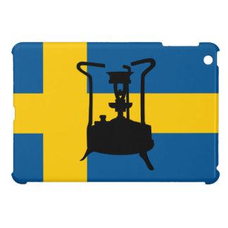Estufa de la presión de la bandera el | de Suecia