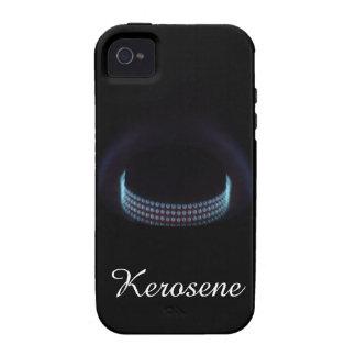 Estufa silenciosa de la presión del keroseno de la iPhone 4/4S fundas