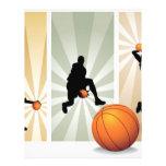 estupendo-baloncesto tarjetas informativas