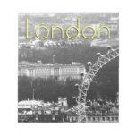 ¡Estupendo! Buckingham Palace Londres Blocs De Papel