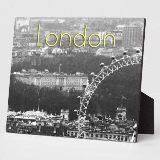 ¡Estupendo Buckingham Palace Londres Placa De Madera
