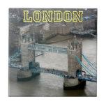 ¡Estupendo! Puente Londres de la torre Azulejo Ceramica