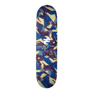 Esvoir Camo Mark 2 Skateboard Deck