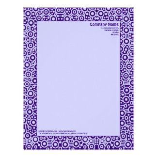 ET Circuity - Dark Purple on Hex CCCCFF Letterhead