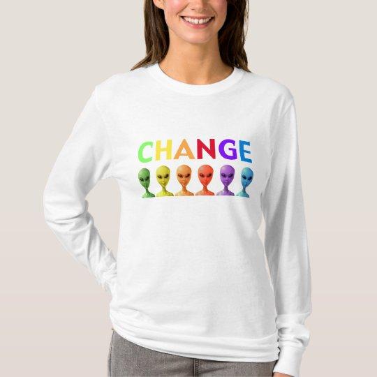 ET Coalition for Change T-Shirt
