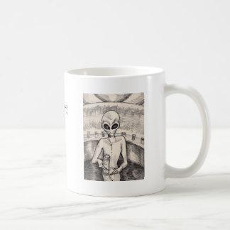 Et Drinks Classic White Coffee Mug