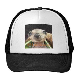 ET mobile Mesh Hats