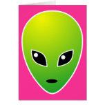 ET - Pink Greeting Card