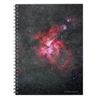 Eta Carina Nebula Notebook