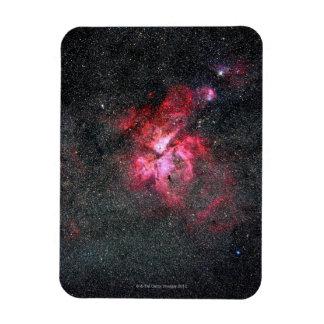 Eta Carina Nebula Rectangle Magnet