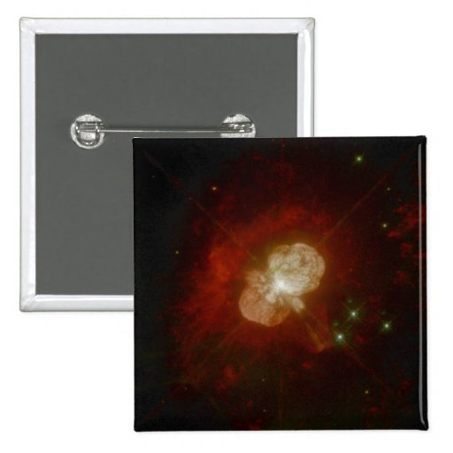 Eta Carinae- A Star On the Brink of Destruction Pin