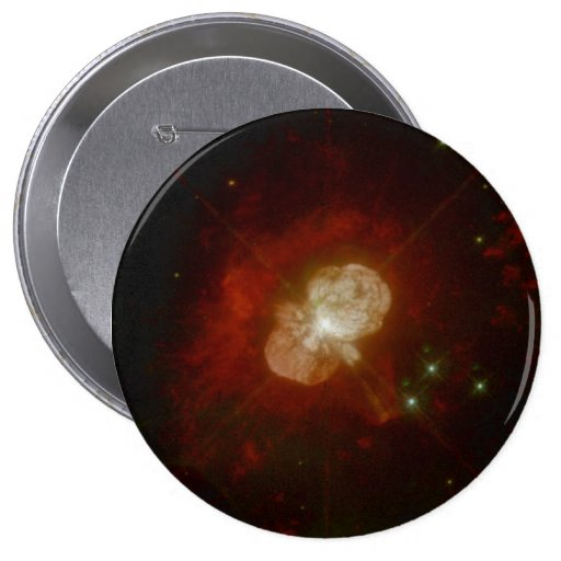 Eta Carinae- A Star On the Brink of Destruction Pinback Buttons