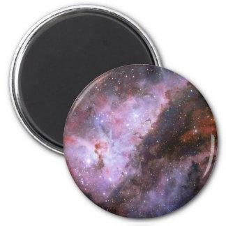 Eta Carinae Nebula Magnets