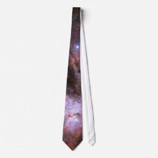 Eta Carinae Nebula Tie