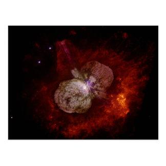 """""""Eta Carinae."""" Postcard"""