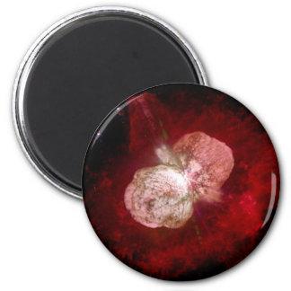 Eta Carinae Super Massive Star Magnet