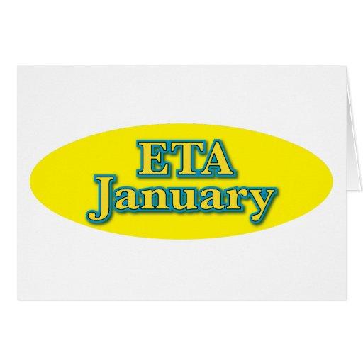 ETA enero Tarjetas
