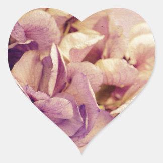 eta i pegatina en forma de corazón