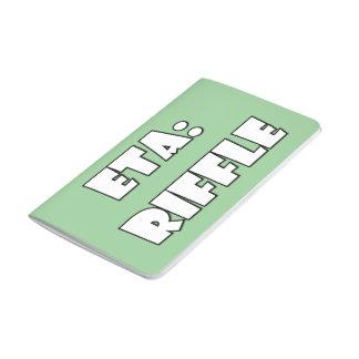 ETA: Riffle Journal