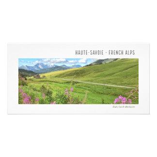 Étale/Col de Merdassier Photocard Card