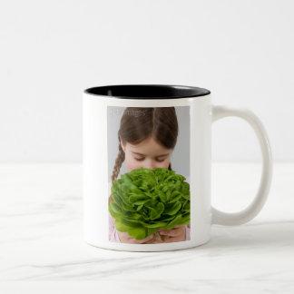 etc-2 taza de café de dos colores