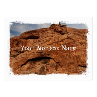 Etched by Time Large Business Cards (Pack Of 100)
