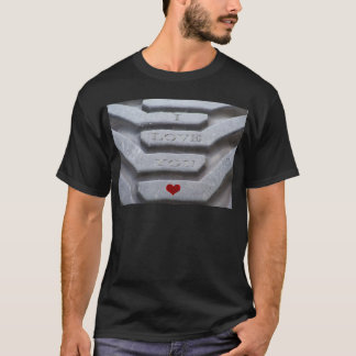 Etched in Stone T-Shirt