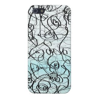 """""""ETCHED"""" Series iPhone 5 Cover"""
