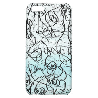 """""""ETCHED"""" Series iPhone 5C Case"""