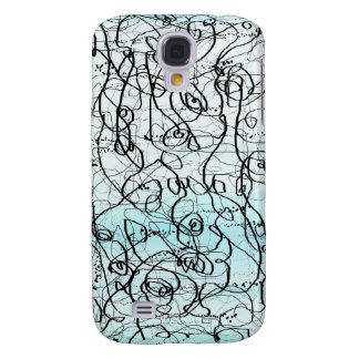 """""""ETCHED"""" Series Samsung Galaxy S4 Case"""