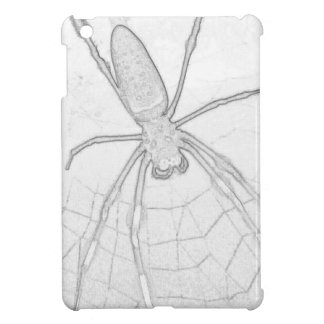 Etchy Spider iPad Mini Covers