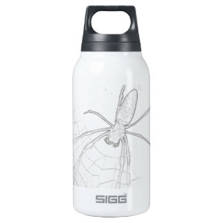 Etchy Spider 10 Oz Insulated SIGG Thermos Water Bottle