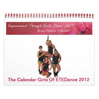 ETED 2012 Calendar