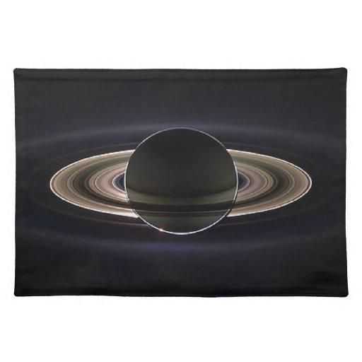 ` Etéreo de Saturn Mantel Individual