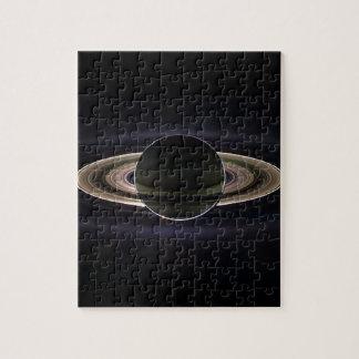 ` Etéreo de Saturn Rompecabezas Con Fotos