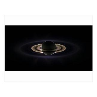 ` Etéreo de Saturn Postales
