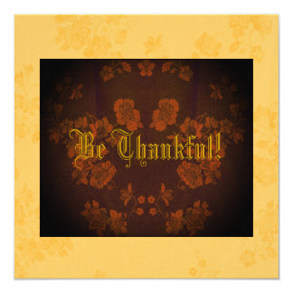 Eternal Autumn Southern Pecan/Washington Hawthorn Card