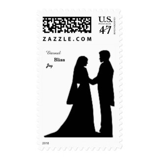 Eternal Bliss Joy Happiness Postage