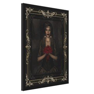 Eternal Bride Vampire Goth Fantasy Art