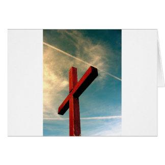 Eternal Cross Card