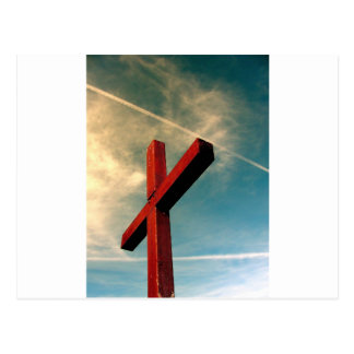 Eternal Cross Postcard