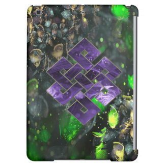 Eternal Cycle of Light iPad Air Cases
