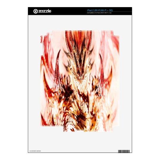 Eternal Demon Decals For iPad 2